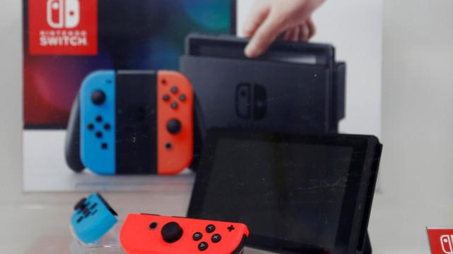 Nintendo já vendeu mais de 20 milhões de consoles Switch