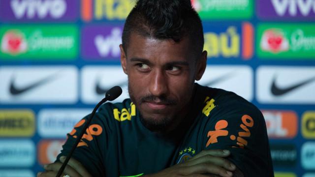 Sonho antigo do Corinthians, volante Paulinho se despede do Guangzhou Evergrande
