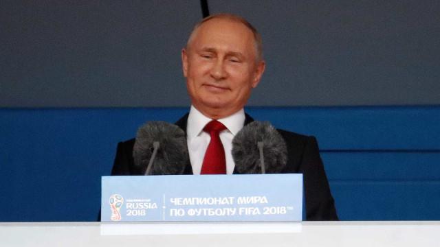 Putin diz que Copa é 'evento de amizade do mundo'