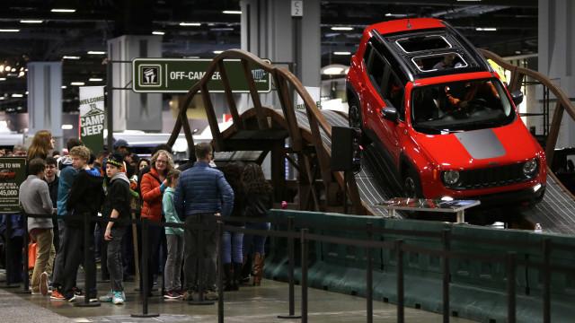 Fiat chama mais de 90 mil para recall de Jeep Compass e Renegade