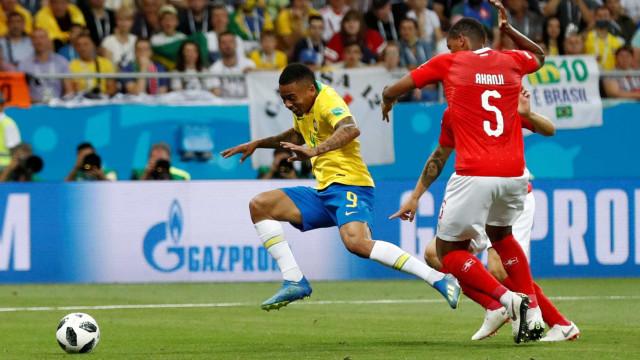 'Não tinha por que me jogar', diz Gabriel Jesus