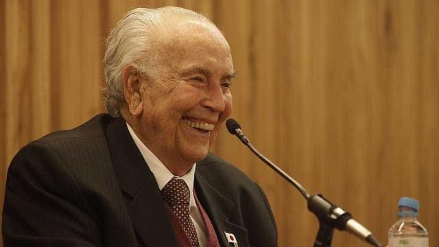 Ex-ministro e pai de Eike, Eliezer Batista, morre no Rio