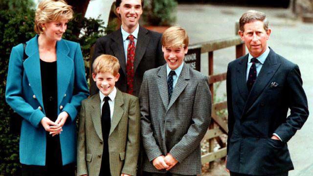 A mudança que a princesa Diana trouxe à educação da realeza