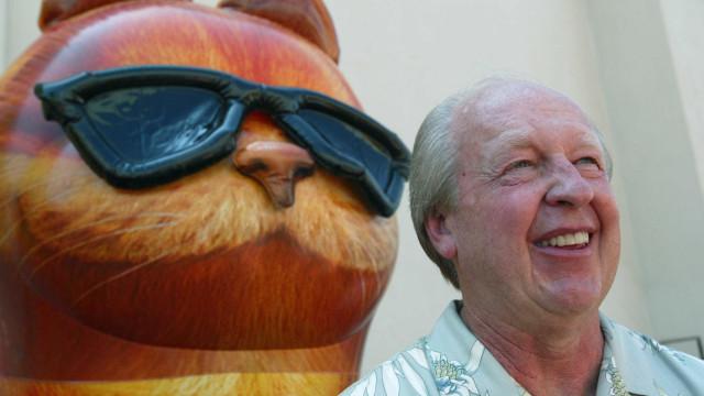 Garfield ser um gato ajudou a evitar polêmicas, diz criador Jim Davis