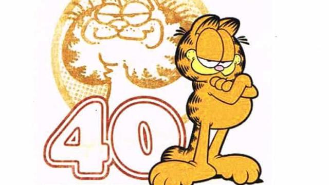 Veja dez curiosidades sobre o gato Garfield, que completa 40 anos