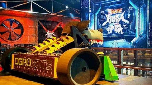 Brasileiros vencem reality show de luta de robôs na China