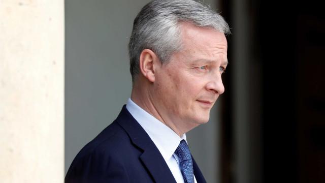 França diz que UE não negocia com os EUA se tarifas não forem retiradas