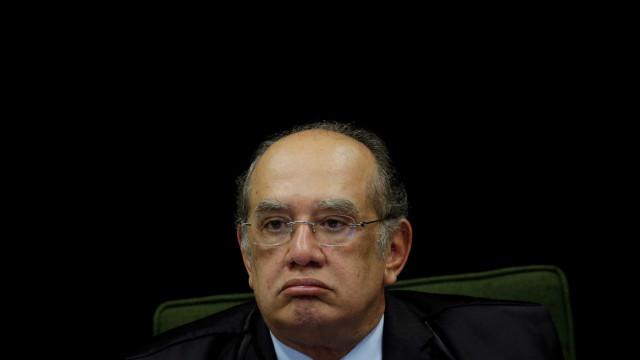 Barrar reeleição seria implementar interpretação da época da Ditadura, diz Gilmar