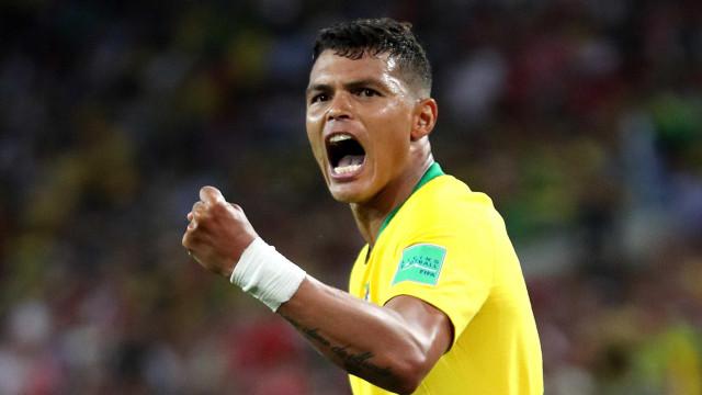 Thiago Silva sobre Copa América: 'Ingressos são muito caros'