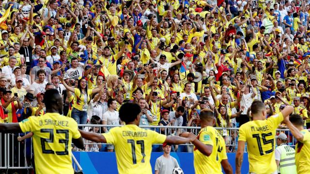 Valderrama comemora saltitando classificação da Colômbia; vídeo