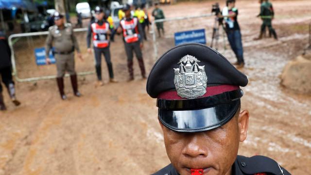 Buscas por 13 desaparecidos em caverna da Tailândia entram no 6º dia
