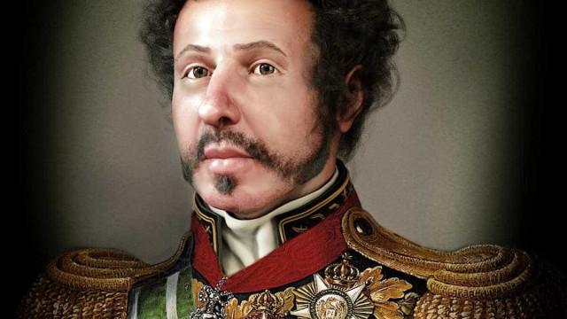 Museu terá busto hiper-realista de d. Pedro I no Rio