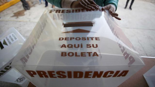 Violência marca início da eleição mexicana