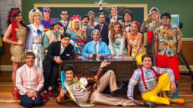 Escolinha do Professor Raimundo será reprisada nas tardes de sábado da Globo