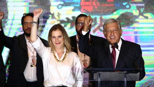 'Haverá liberdade empresarial e de expressão', diz López Obrador
