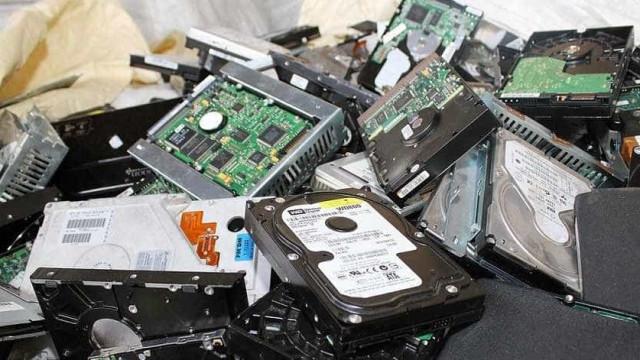 São Paulo já reciclou 185 toneladas de lixo eletrônico