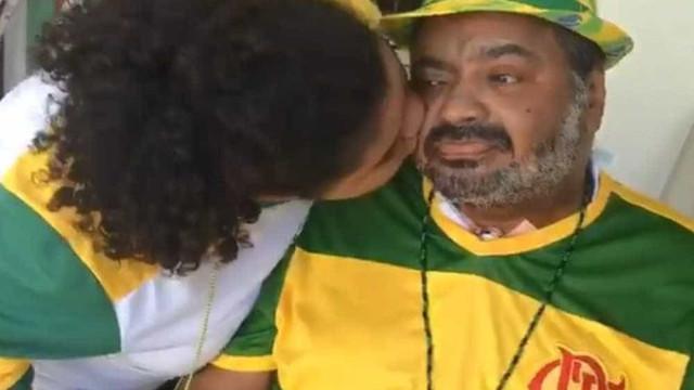 Filho de Arlindo Cruz conta como o sambista está se recuperando