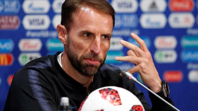 A um passo da final, Southgate fala em unir a Inglaterra pelo futebol