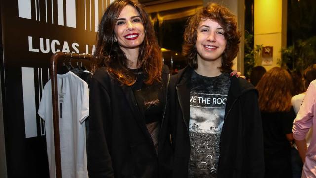 Lucas Jagger anuncia mudança para NY: 'Tentando não chorar'