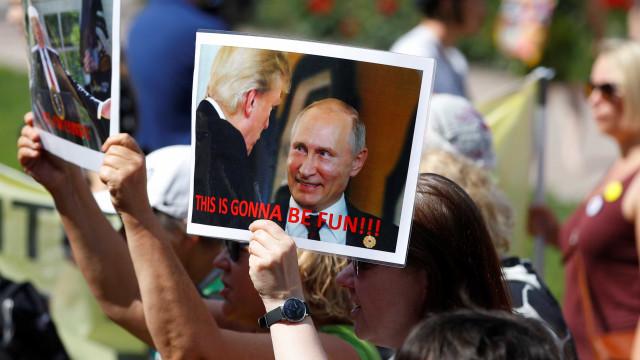 Reunião entre Trump e Putin deve durar uma hora e meia e será privada