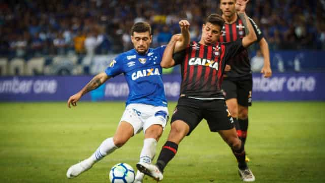 Cruzeiro e Atlético-PR se reencontram pelo Brasileiro