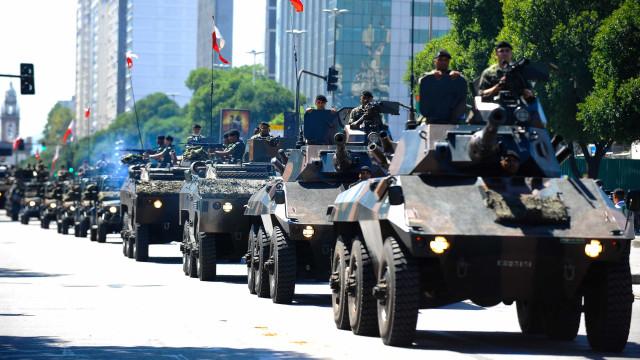 Militares já preparam saída do Rio após intervenção federal