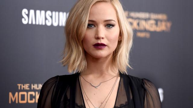Jennifer Lawrence se casa em 'mansão mal-assombrada'