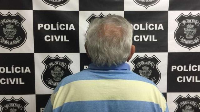 Idoso é preso suspeito de estuprar quatro crianças no DF