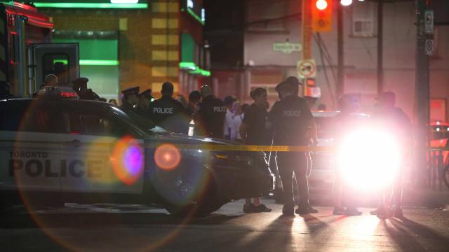 Vítimas de Toronto são jovem de 18 e menina de 10 anos