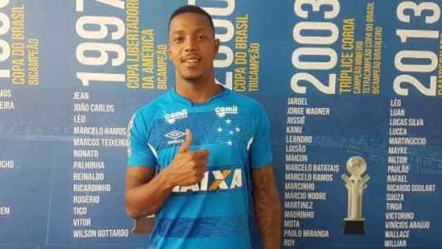 Cruzeiro revela recusa de proposta de R$ 25 milhões pelo atacante David