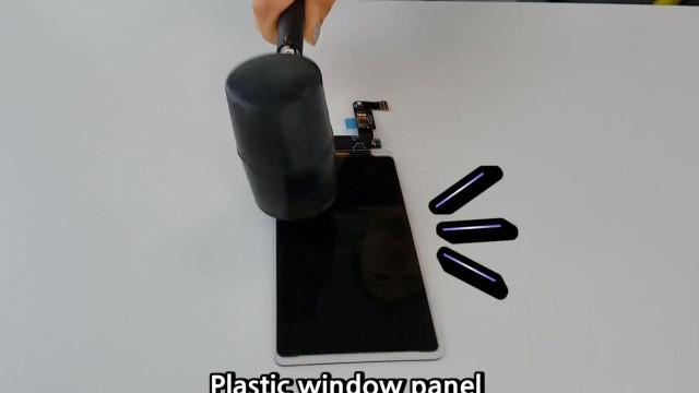 Vídeo mostra tela flexível (e inquebrável) da Samsung; assista!