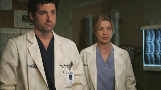 Patrick Dempsey volta como Derek na 17ª temporada de 'Grey's Anatomy'