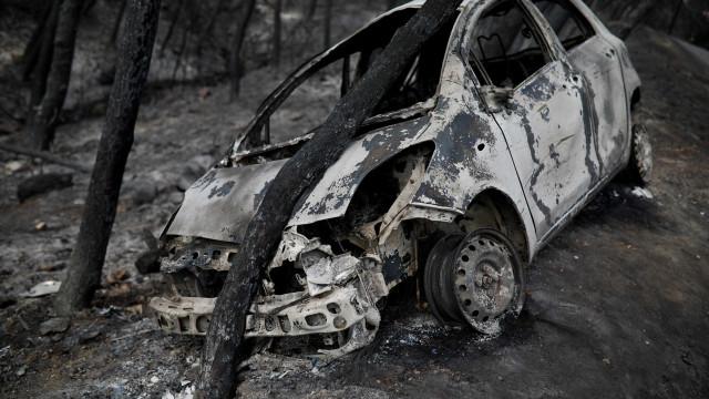 Grécia diz ter 'sérias indicações' de que incêndios foram provocados