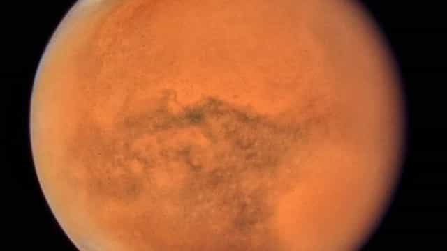 NASA confirma que tempestade em Marte está passando