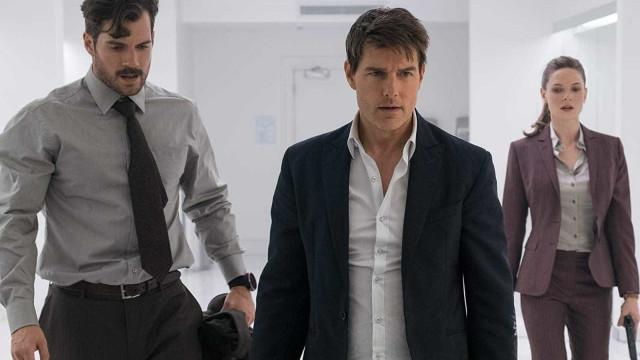 'Missão: Impossível - Fallout' supera os 5 filmes anteriores da saga