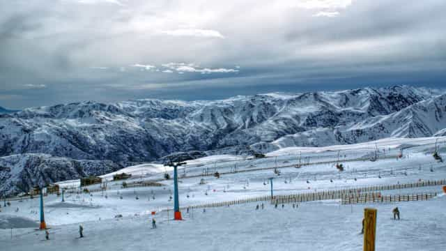 4 motivos para visitar o Valle Nevado durante o verão