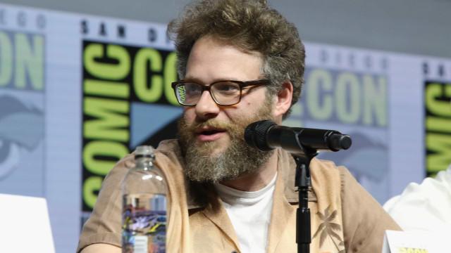 Seth Rogen pede desculpas por blackface no filme que está produzindo