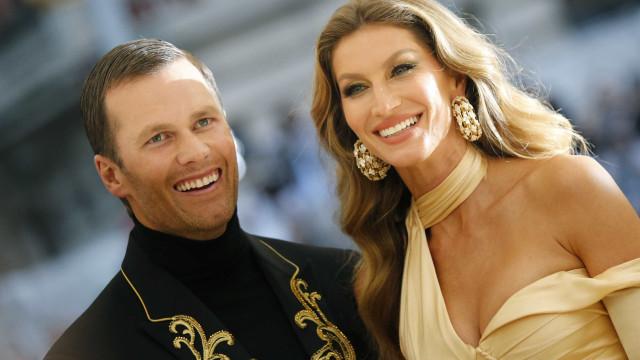 Gisele Bündchen e Tom Brady vendem imóvel nos Estados Unidos por R$ 195 milhões