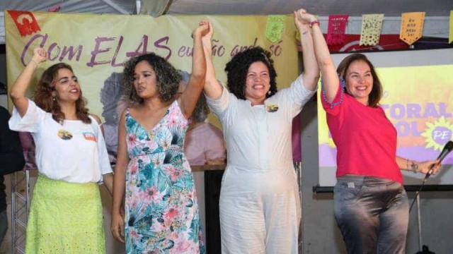 PSOL aposta em chapa 100% feminina em Pernambuco