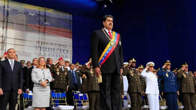 Maduro critica decisão do TSE de barrar candidatura de Lula