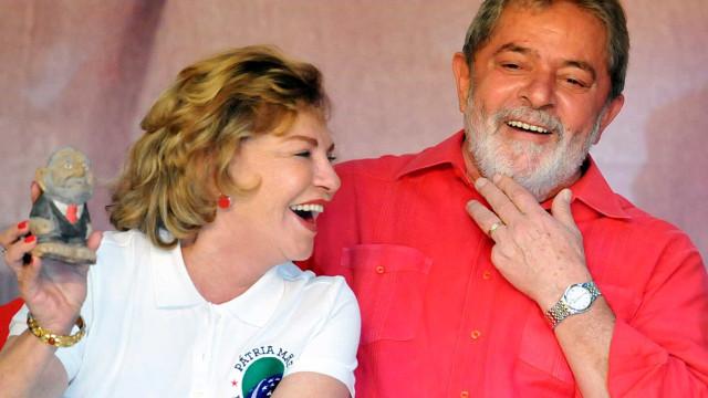 PGR é contra liberação de bens do espólio de Marisa Letícia