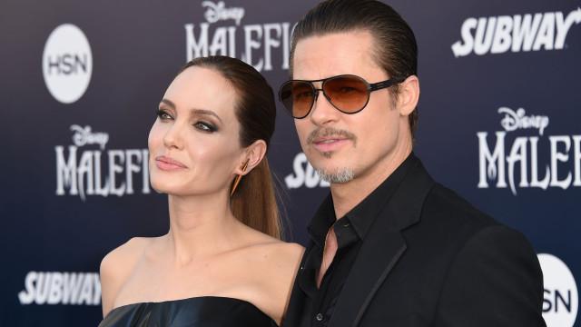 Divórcio de Angelina Jolie e Brad Pitt chega a um novo impasse
