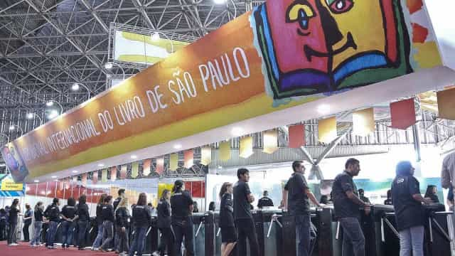 Bienal do Livro acaba neste domingo no Anhembi