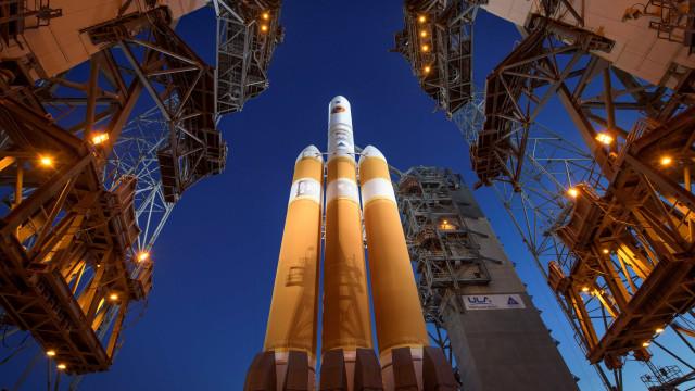 Nasa: sonda lançada para missão no Sol está operando normalmente