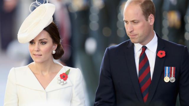 Casamento de Kate Middleton e William pode estar em crise