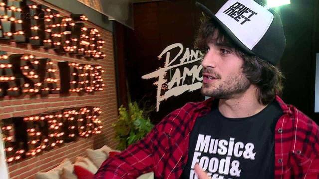 'Estou nervoso e ansioso', diz Fiuk sobre 'Dança dos Famosos'