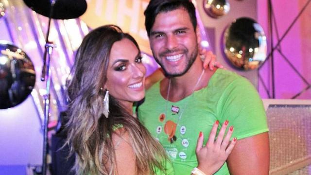 Nicole Bahls revela ter tentado engravidar no Power Couple Brasil