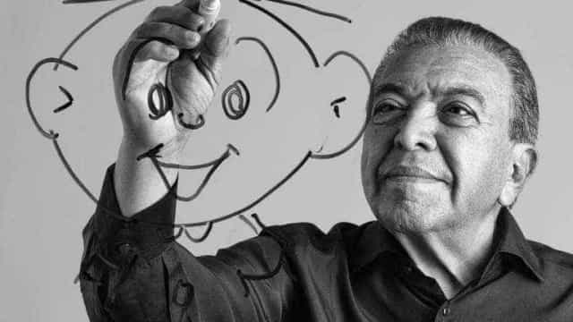 27 de outubro: aniversário de Mauricio de Sousa completa 84 anos