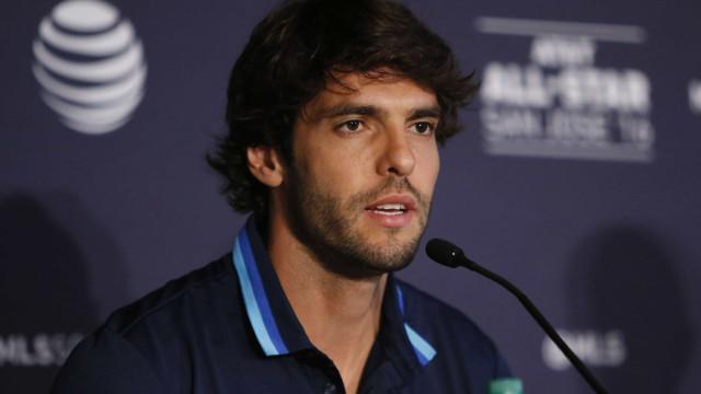 Kaká abre o jogo e fala sobre futuro: 'Virar diretor esportivo'