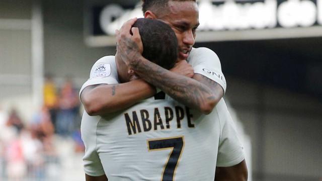 Possível punição ao PSG alimenta sonho do Real em ter Mbappé e Neymar
